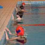 Swimming gala, Bilton Grange Pre-Prep and Preparatory School, Top Independent Day and Boarding, Co-educational, Rugby Warwickshire UK